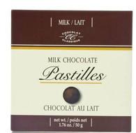 Chocolat Classique Milk Pastilles 50 gr. 24/cs