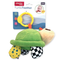 Playtex Turtle toy teether with mirror
