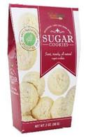 Too Good Gourmet Sugar Cookies - RED 56 gr., 24/cs