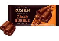 Roshen Premium Quality Dark Bubble 80 gr., 20/cs