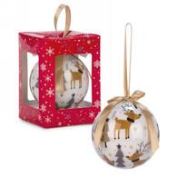 """3"""" Deer & Tree Ornament"""