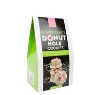 Too Good Gourmet Glazed Donut Hole Cookies with sprinkles 142 gr., 12/cs