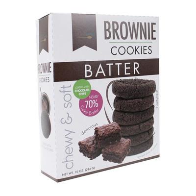 Too Good Gourmet Brownie Batter Cookies 284 gr., 8/cs