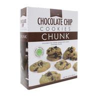 Too Good Gourmet Chocolate chip cookie chunks 284 gr., 8/cs