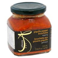 Allessia Pepper Bruschetta 314 ml, 12/cs