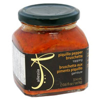 Allessia Pepper Bruschetta 314 ml, 12/cs