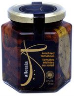 Allessia sundried tomatoes 275 gr., 12/cs
