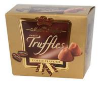 Maitre Truffout fancy coffee truffles..200 gr., 12/cs,
