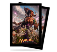 Ultra PRO: Magic the Gathering: Born of the Gods Standard Deck Protectors - Xenagos (80)