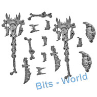 Warhammer Bits: Bonesplitterz Savage Orruks - Boss/Standard/Musician Upgrades