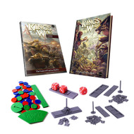 Kings of War: 2nd Edition Rulebook Deluxe Edition