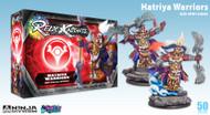 Relic Knights: Noh Empire - Hatriya Warriors - Minion Squad