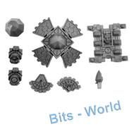 Warhammer Bits: Seraphon Bastiladon - Solar Engine