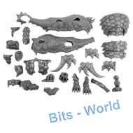 Warhammer Bits: Seraphon Bastiladon - Bastiladon Body