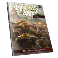 Kings of War: 2nd Edition Gamer's Rulebook (Softcover)