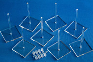 Dropzone Commander: Large Flight Stand Pack (8)
