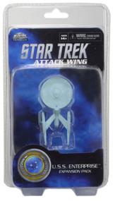 Star Trek Attack Wing: Federation - U.S.S. Enterprise (re-fit) Expansion Pack