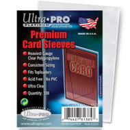 "Ultra PRO: 2-1/2"" X 3-1/2"" Premium Card Sleeves (100)"