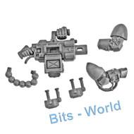 Warhammer 40k Bits: Deathwatch Kill Team - Deathwatch Frag Cannon