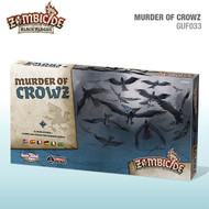 Cool Mini or Not: Zombicide: Murder of Crows