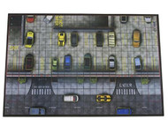 HeroClix: 2016 Collector's Premium Map - Parking Garage
