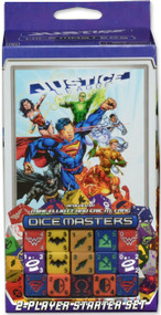 Dice Masters: DC - Justice League Starter Set