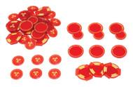 Warmachine: Accessories - Khador Token Set