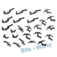 Warhammer Bits: Darkling Covens Dreadspears - Repeater Crossbows 10x