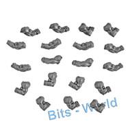 Warhammer Bits: Bonesplitterz Savage Boarboys - Arms (10 Pair)