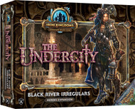 Privateer Press: Board Game - The Undercity: Black River Irregulars - Heroes Expansion