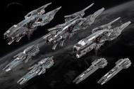 Dropfleet Commander: UCM Starter Fleet