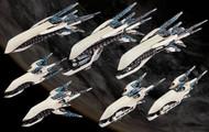 Dropfleet Commander: PHR Starter Fleet