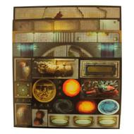 Warhammer 40k Bits: Horus Heresy Burning Of Prospero - Game Board & Tokens