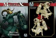 Malifaux: Guild - Brutal Emissary