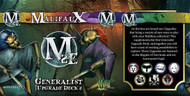 Malifaux: Accessories - Generalist Upgrade Deck 2