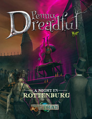 Wyrd: Through the Breach - Penny Dreadful - A Night in Rottenburg