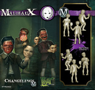 Malifaux: Neverborn - Changelings
