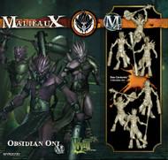 Malifaux: Ten Thunders - Obsidian Oni
