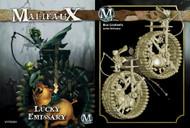 Malifaux: Gremlins - Lucky Emissary