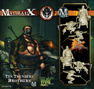 Malifaux: Ten Thunders - Brothers