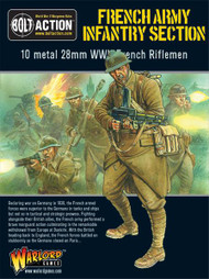 Bolt Action: France - Army Infantry Section