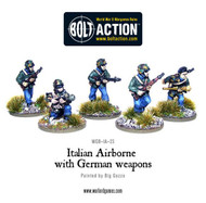 Bolt Action: Italy - Airborne with German Weapons
