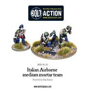 Bolt Action: Italy - Airborne Medium Mortar Team