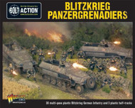 Bolt Action: Germany - Blitzkrieg Panzergrenadiers
