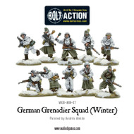 Bolt Action: Germany - Grenadier Squad (Winter)