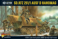 Bolt Action: Germany - Sd.Kfz 251/1 Ausf D Hanomag