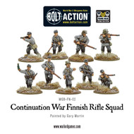 Bolt Action: Finland - Continuation War Rifle Squad