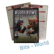 WARHAMMER BITS: BLOOD BOWL BLOOD BOWL CORE GAME - RULES