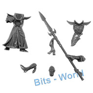 Warhammer Bits: Scourge Privateers Scourgerunner Chariot - Knight with Spear