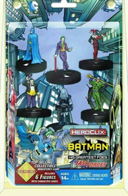 HeroClix: DC - Batman And His Greatest Foes Fast Forces